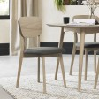 Casa Ottawa Dining Chair, Cold Steel
