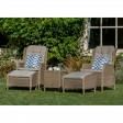 Bramblecrest Outdoor Cushion, Imperial Citrus