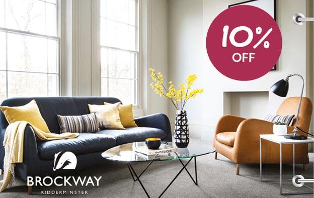 10% OFF Brockway