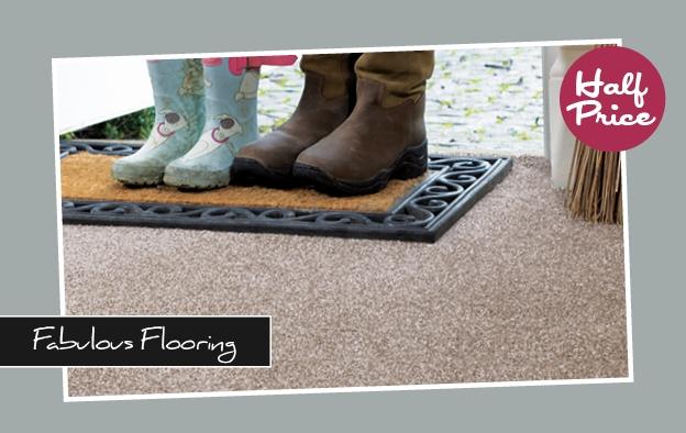 Half Price Carpets at Park Furnishers