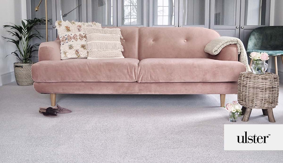 Ulster Carpets at Park Furnishers