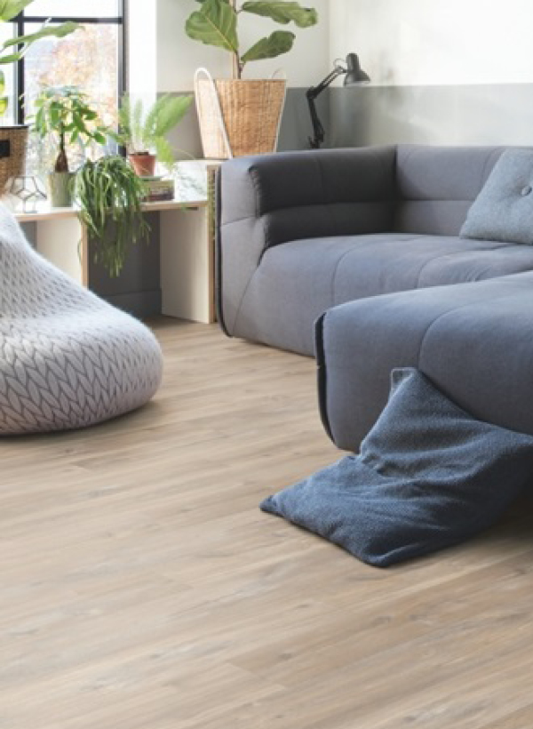 Luxury Vinyl Tile Flooring at Park Furnishers