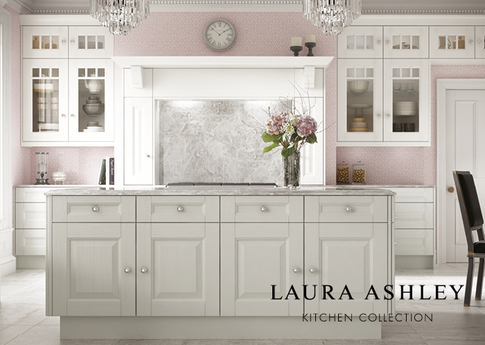 Laura Ashley Kitchens
