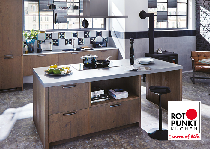 Rotpunkt Kitchens