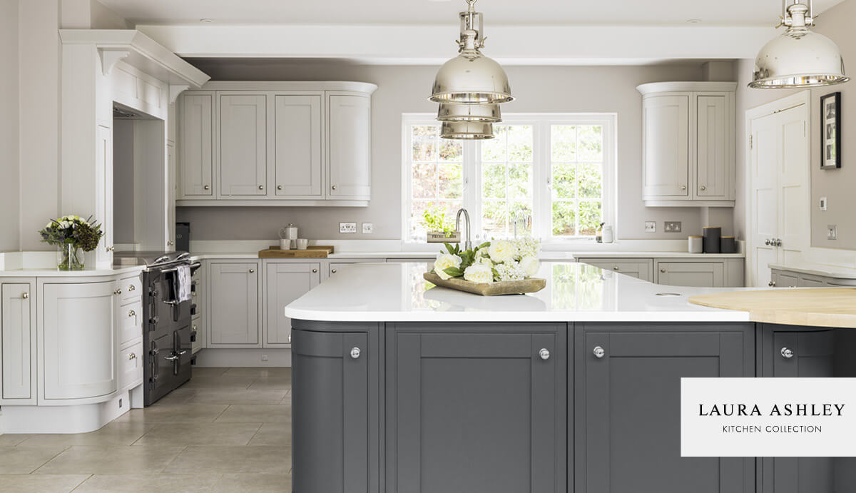 Laura Ashley Kitchens at Park Furnishers