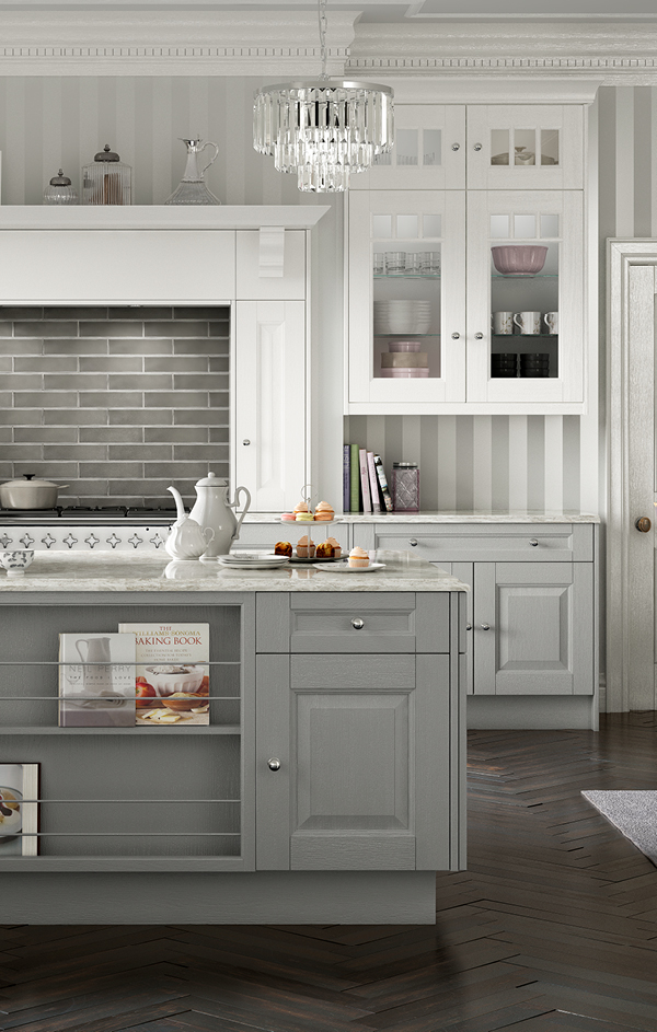 Laura Ashley Bedale Kitchen