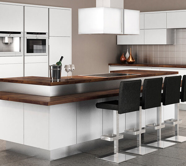 Sheraton Kitchens at Park Furnishers