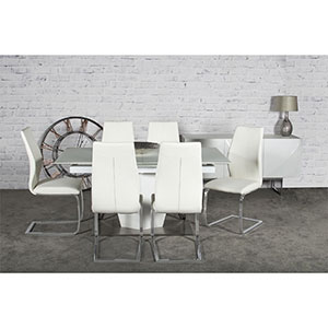 Merengue Table & 6 Chairs