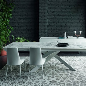 Calligaris Eclisse Extending Table