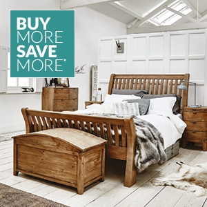 Bermuda Double Bed Frame
