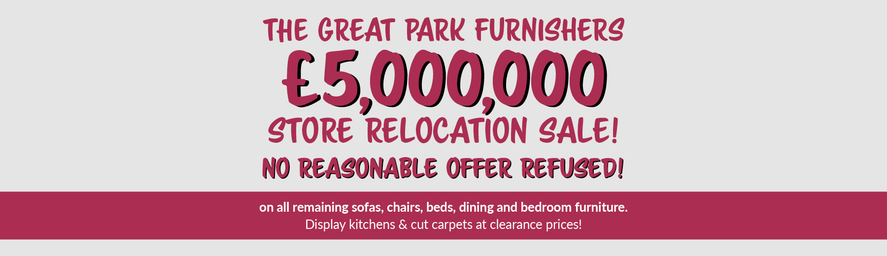 Park Furnishers Store Relocation