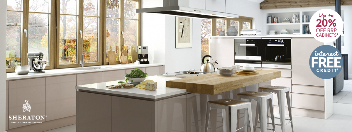 Kitchens - Park Furnishers