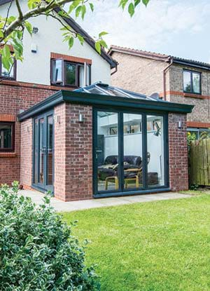 FIND OUT MORE CONSERVATORIES