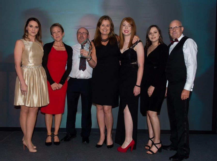 Park Furnishers Win Retailer of the Year Award