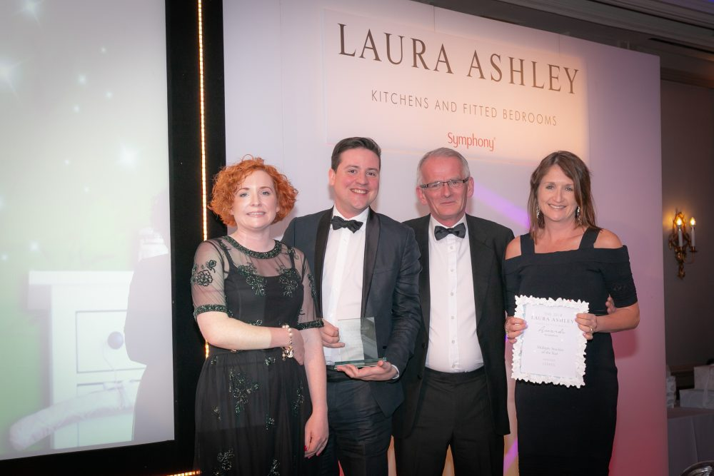 We've been named Winners at Prestigious Laura Ashley Awards