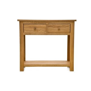 Nevada Two Drawer Console Table