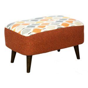 Selborne Cuddler Footstool