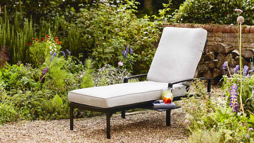 Jamie Oliver Weather Ready Lounger,