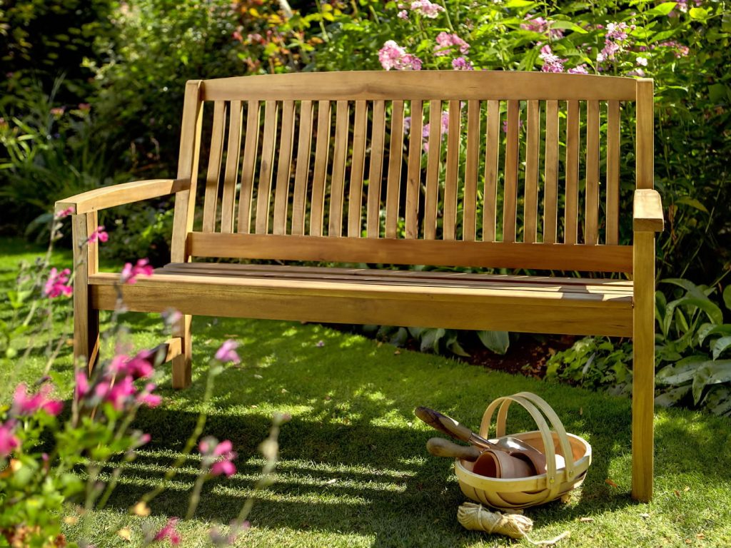 Hartman Chartwell Two Seater Bench