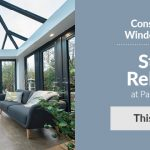 Join us at our Conservatories, Windows & Doors Studio Relaunch this weekend